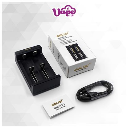 Imagen de CARGADOR NEEDLE 2 USB