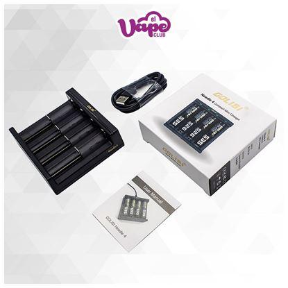 Imagen de CARGADOR NEEDLE 4 USB